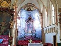 Projekt Innenrestaurierung 1. Etappe Klosterkirche Imbach